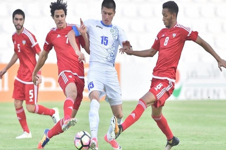 UZBEKISTAN Confirm 2018 AFC U-23 Championship Ticket