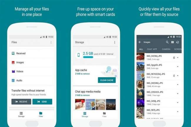 Google to Introduce a Free File Manager for Android