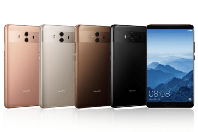 Huawei to Introduce Mate 10 Series in Pakistan