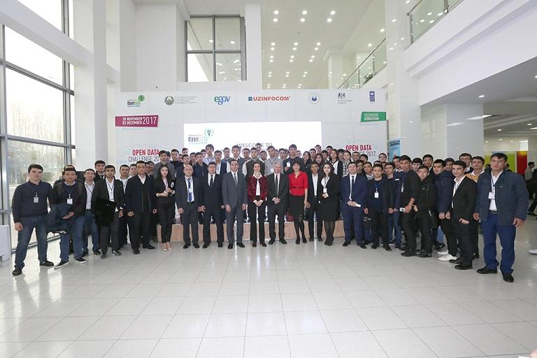 Inha University Organizes Awarding Ceremony for Winners of Open Data Challenge 2017