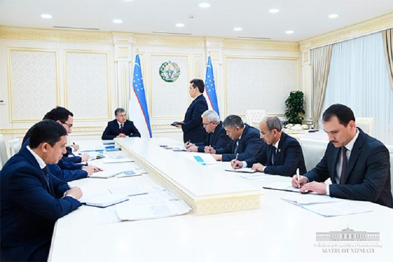 Uzbekistan ICT Ministry Hosts Meeting with Exadel Inc Officials