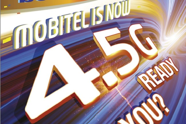 Mobitel to Initiate 4.5G Network Roll-Out in Sri Lanka