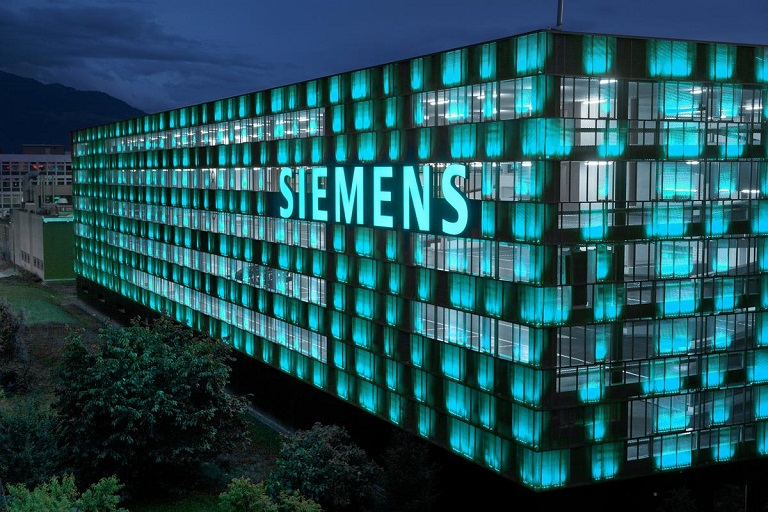 Siemens Conducted Lecture on Smart Cities and Intelligent Buildings