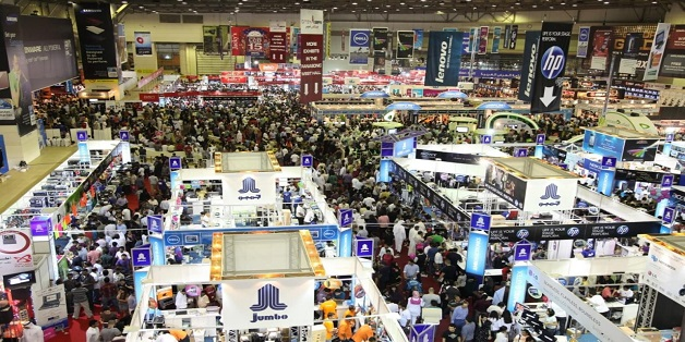 Gitex Started with More Than 4000 Cooperations