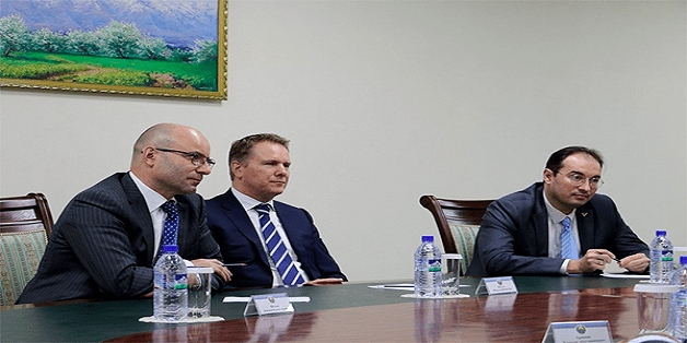 MITC Minister Meets with Veon Chief Operating Officer