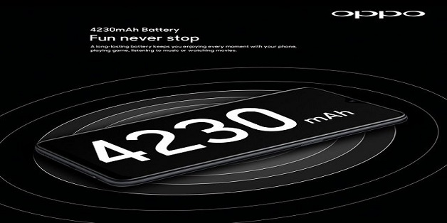 OPPO Launches A5s with Waterdrop Screen, Dual Cameras & 4230mAh Battery