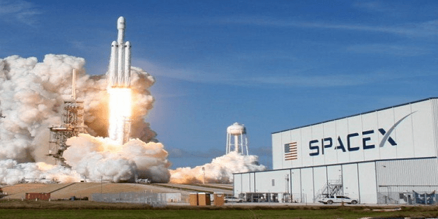 SpaceX to Launch First Satellite for Internet Service