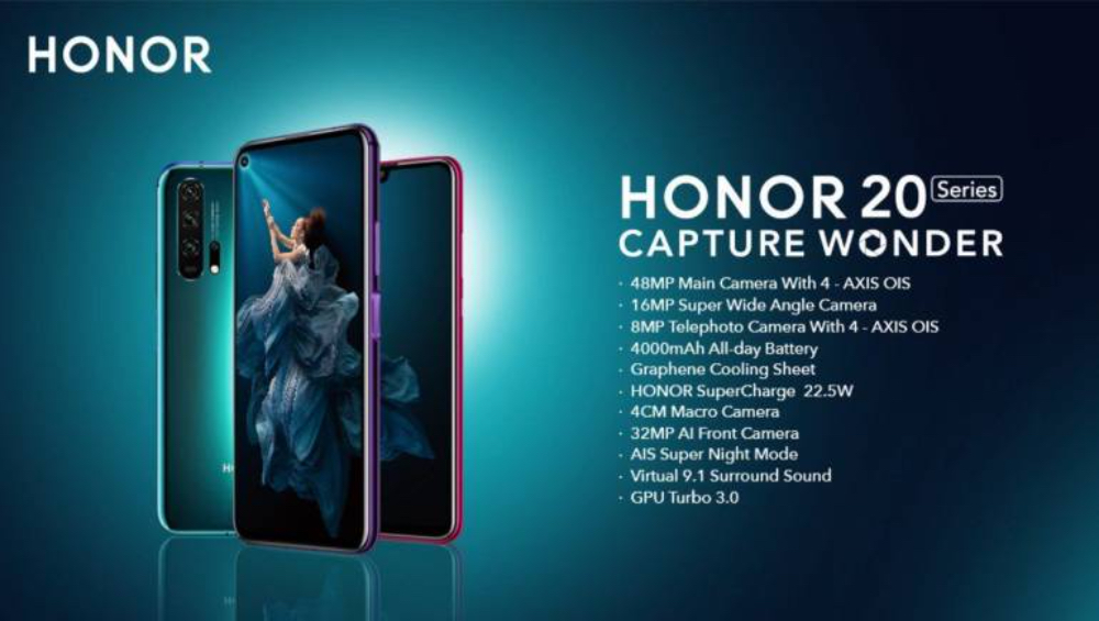 honor20