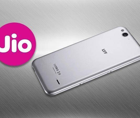Jio LYF Easy 4g cheapest mobile loot rs1000
