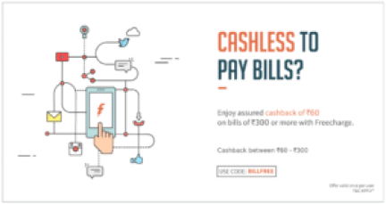 freecharge-bill-payment-100-cashback-offer