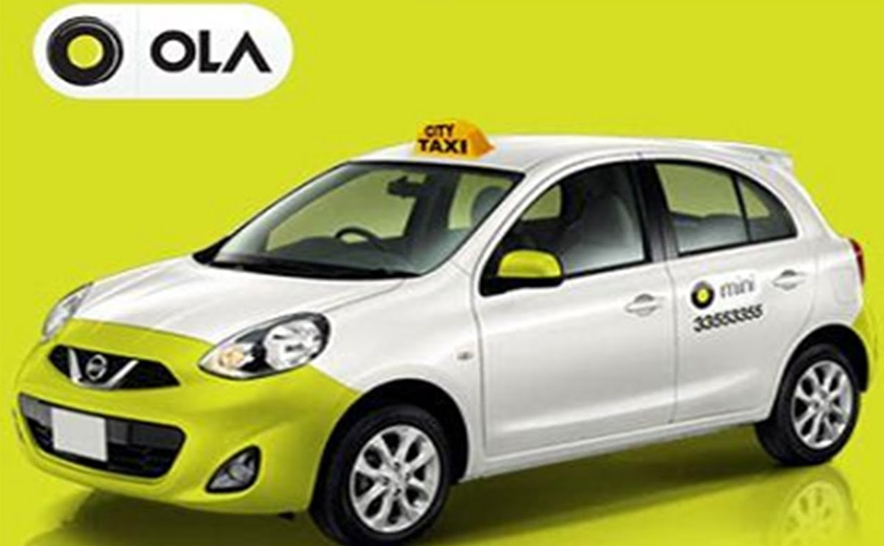 Ola cab coupon kolkata first ride