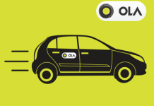 Ola Free ride trick 2017 ( 200 off) 10 Times Per User