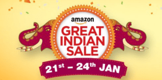 amazon great indian sale 2018 offer