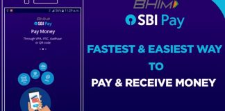 bhim sbi pay app cashback offer