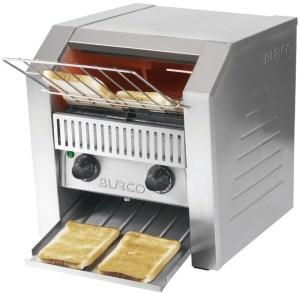 A conveyor toaster like the Wednesday gang fancy!