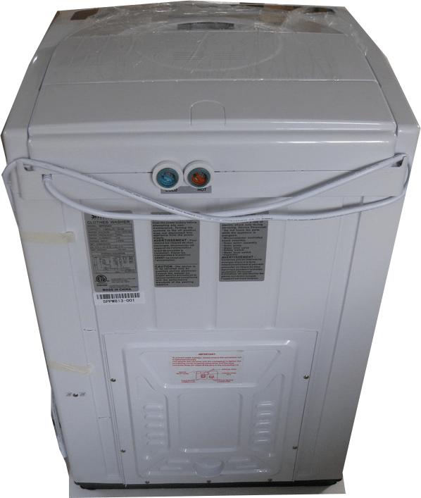 Versonel Smart Compact Portable Washing Machine Apartment