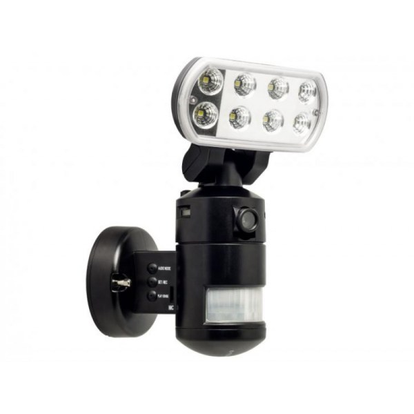 Versonel Nightwatcher Led Security Motion Tracking Light Color Camera Vslnwp702b