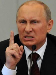 Poetin kaatst terug – O RLY?