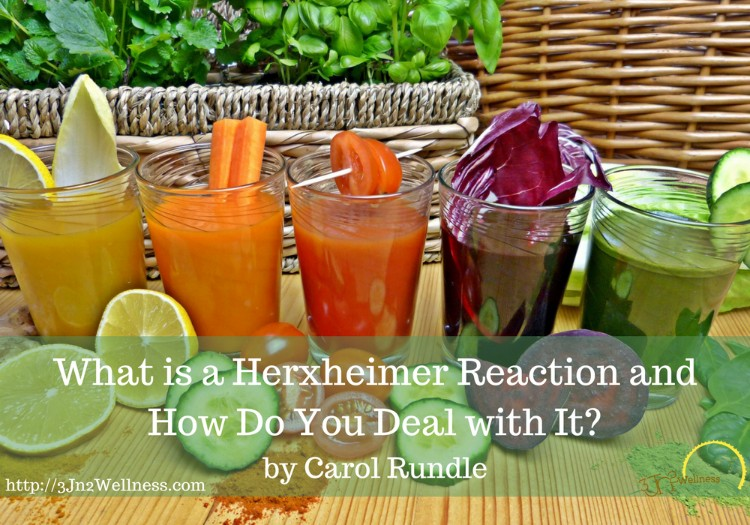 What is a Herxheimer Reaction and How Do You Deal with It