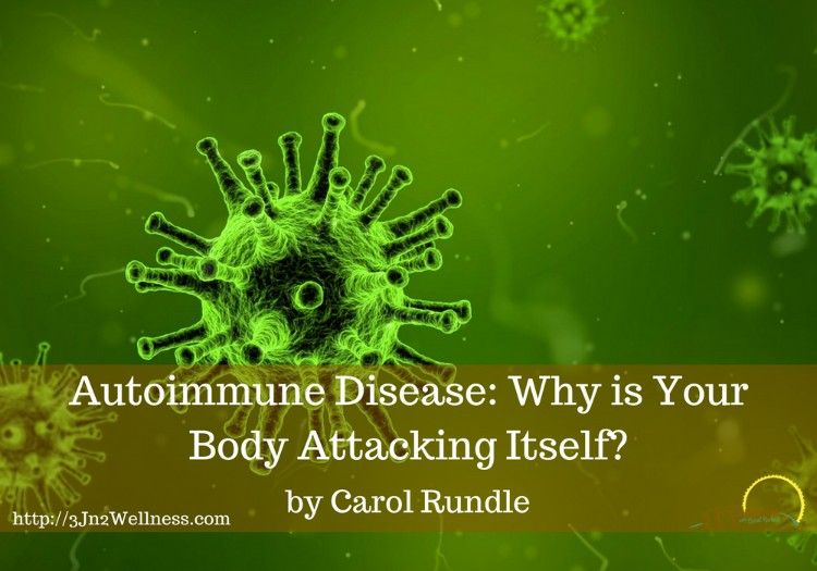 Autoimmune Disease- Why is Your Body Attacking Itself?