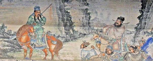 Guan Yu Red Cliff