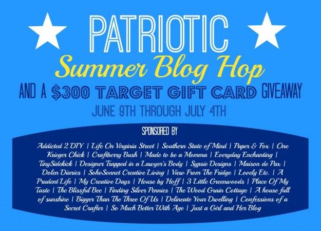 Summer Blog Hop Graphic