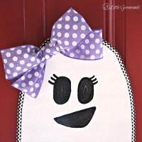 Super Cute Halloween Ghost Door Hanger