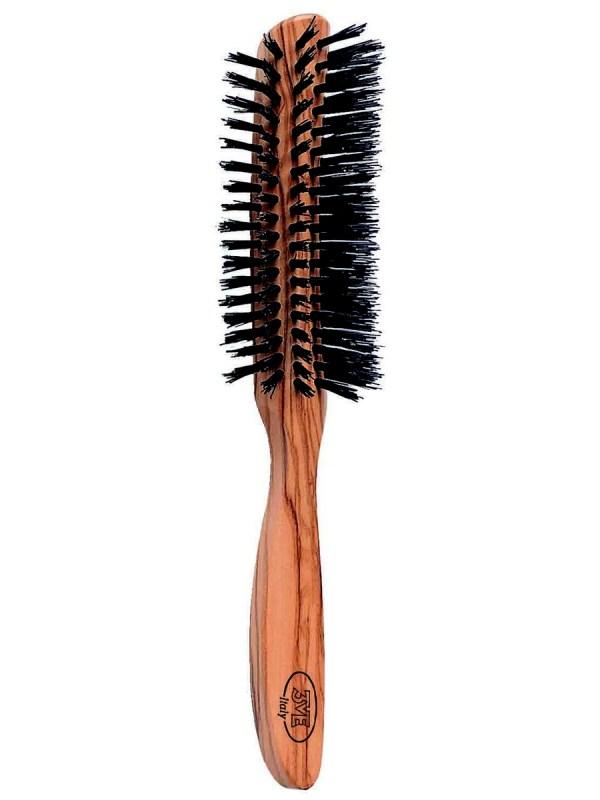 oval Brush Reinforced Wild Boar 2458