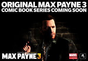 Marvel Comics and Rockstar Games Team Up For