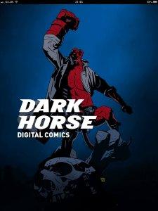 Dark Horse Hellboy