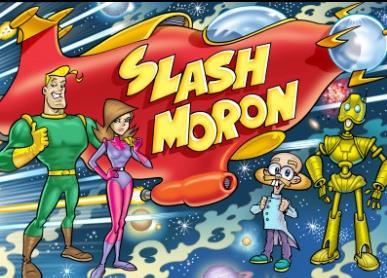 Slash Moron