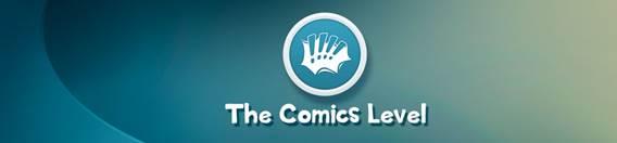 the comics level