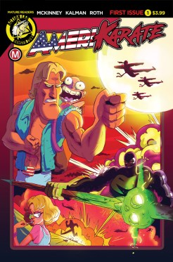 Amerikarate_1 PREVIEW-1-COVER-A