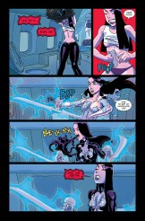Vampblade Season 2 Issue 1 Preview Page 1