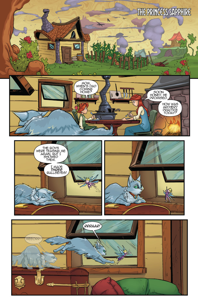 Hero Cats #16 Page 5