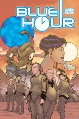Blue Hour Collected Edition Cover