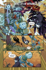 Hero Cats of Skyworld 6 TPB Page 1