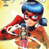 Miraculous Adventures #1 Cover D