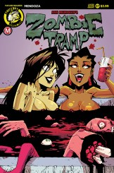 Zombie Tramp #37 Cover C Maccagni