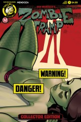 Zombie Tramp Volume 1 Collector Edition Cover D