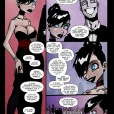 Zombie Tramp Volume 1 Collector Edition Page 4