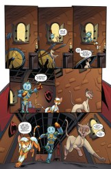 Hero Cats #18 Skyworld Page 4