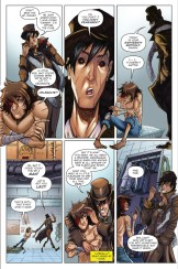 Infinite Seven #6 Page 6