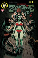 Zombie Tramp #38 Cover C Weaver
