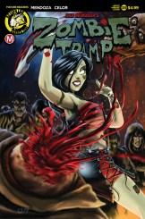 Zombie Tramp #38 Cover E Hansen