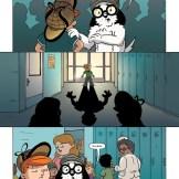 Kid Sherlock #4 Page 4