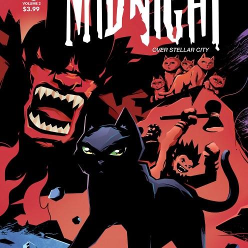 Midnight Volume 2 #3 Cover