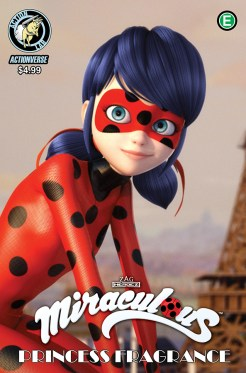 Miraculous #13 Cover A