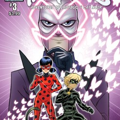 Miraculous Adventures #3 Cover B
