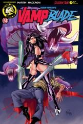 Vampblade Season 2 #7 Cover E